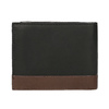 Men's leather wallet, black , 944-6149 - 16