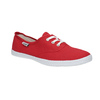 Red women's sneakers tomy-takkies, red , 519-5691 - 13