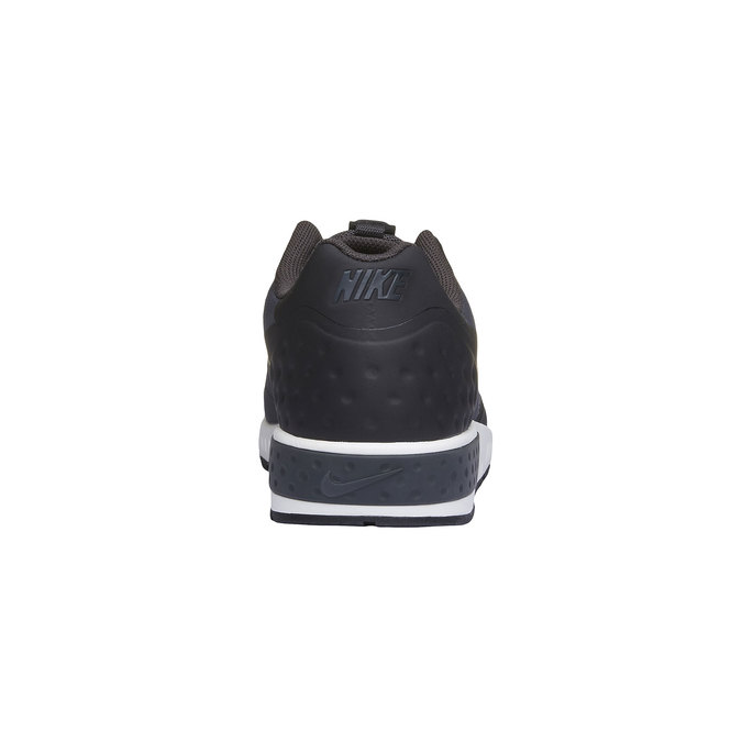 Men's sneakers in a sports style nike, black , 809-6328 - 17