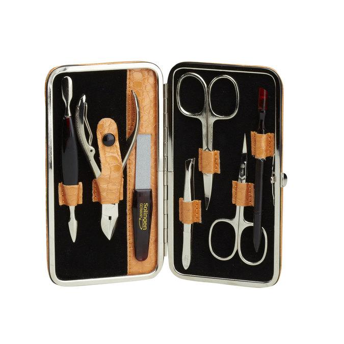 Manicure in a leather case bata, 944-0319 - 15