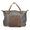 Big bag with strap weinbrenner, gray , 969-2620 - 19