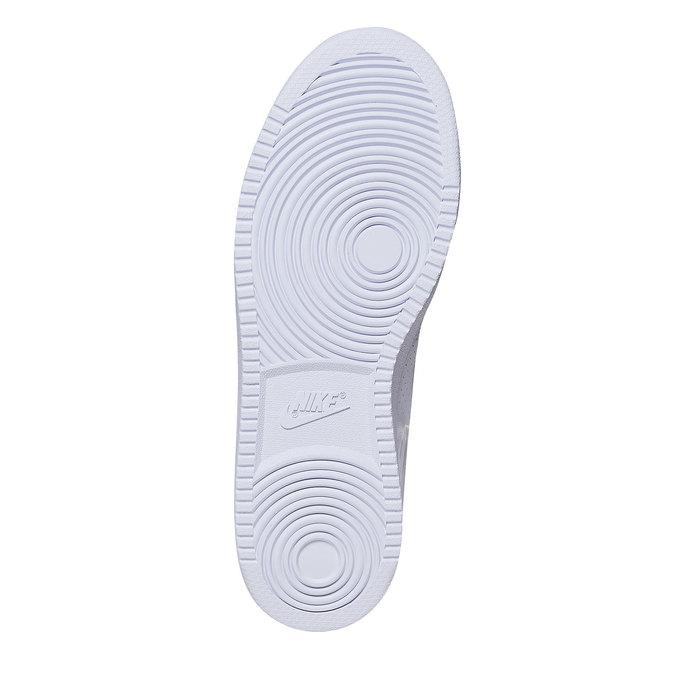 White ankle sneakers nike, white , 801-1332 - 26