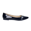 Ladies' patent leather ballerinas bata, 521-2602 - 15
