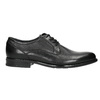 Men's Derby shoes bata, black , 824-6618 - 15