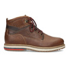 Men's Winter Ankle Boots bata, brown , 896-3677 - 19
