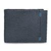 Men's leather wallet, blue , 944-9188 - 26